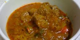 bowl of texas chili
