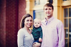 Hobson Family 2012