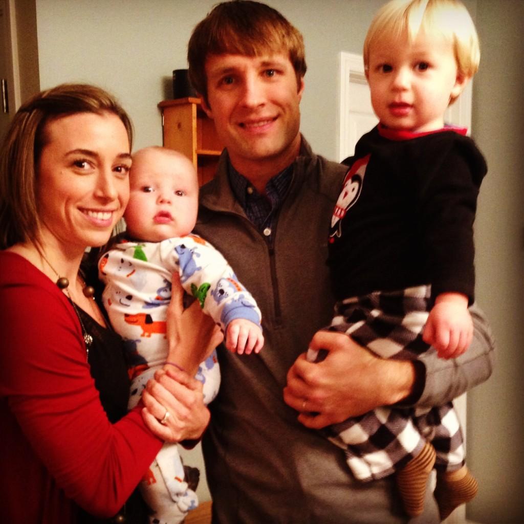 NYE Family pic