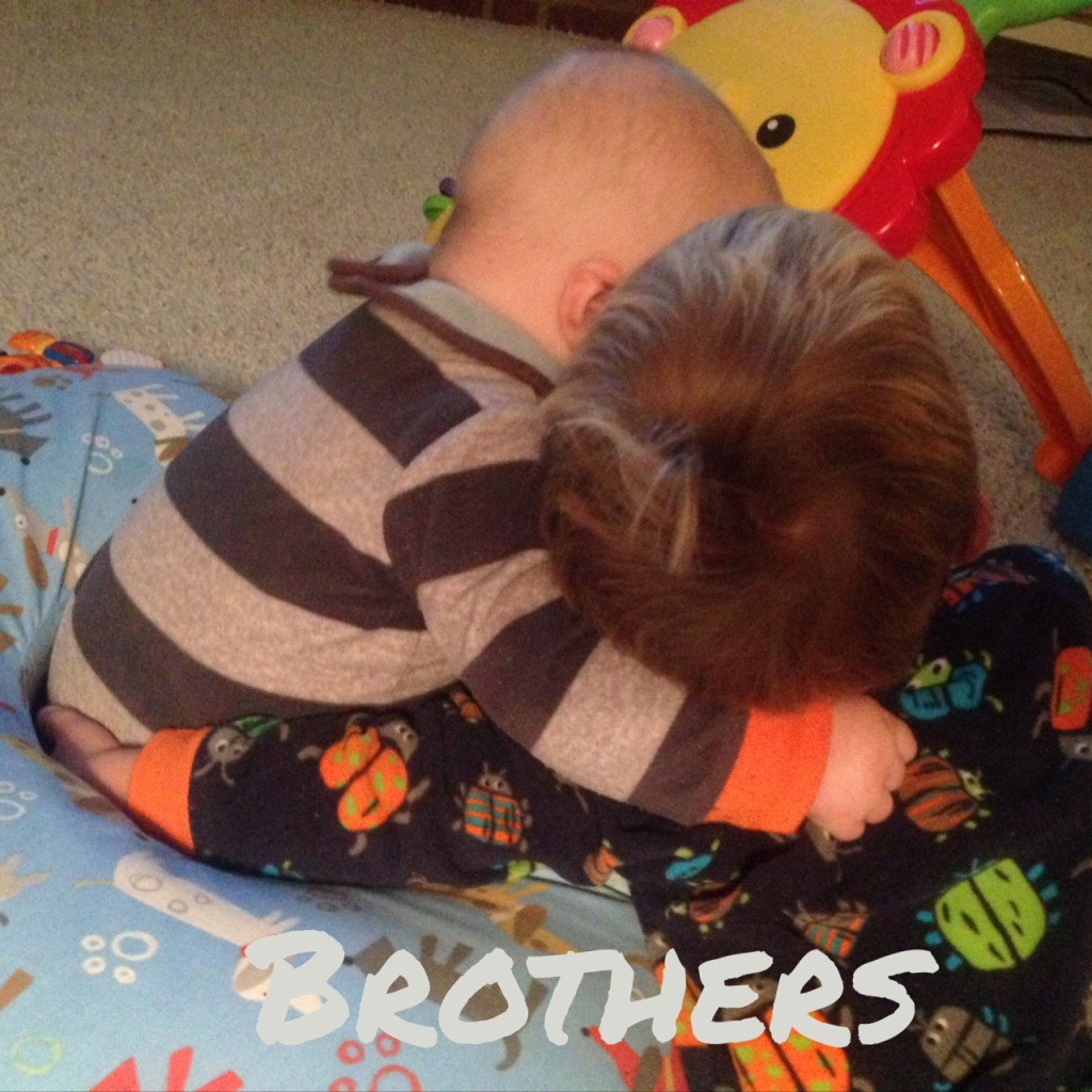 brothers arms