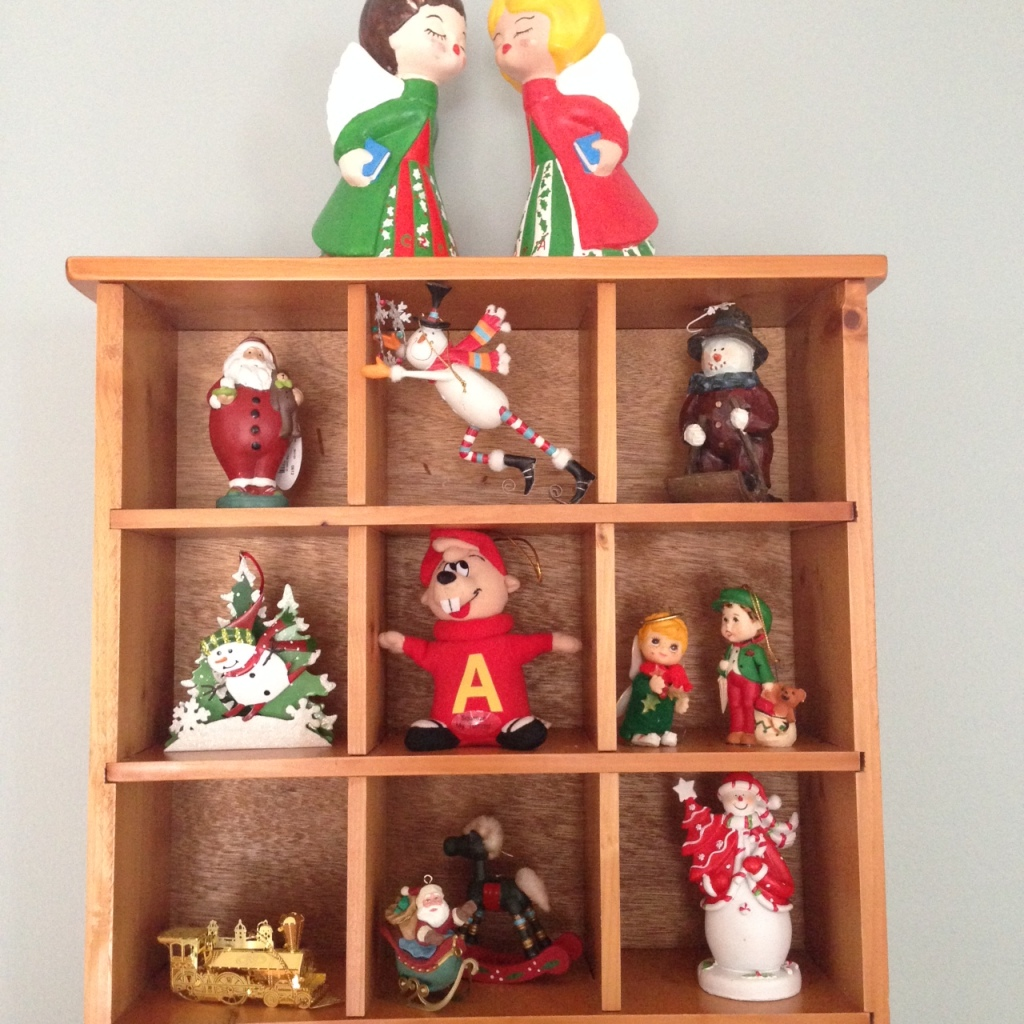 christmas cubbies