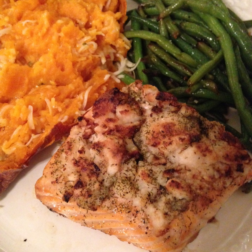 21-day sugar detox recipes 21dsd coconut butter salmon