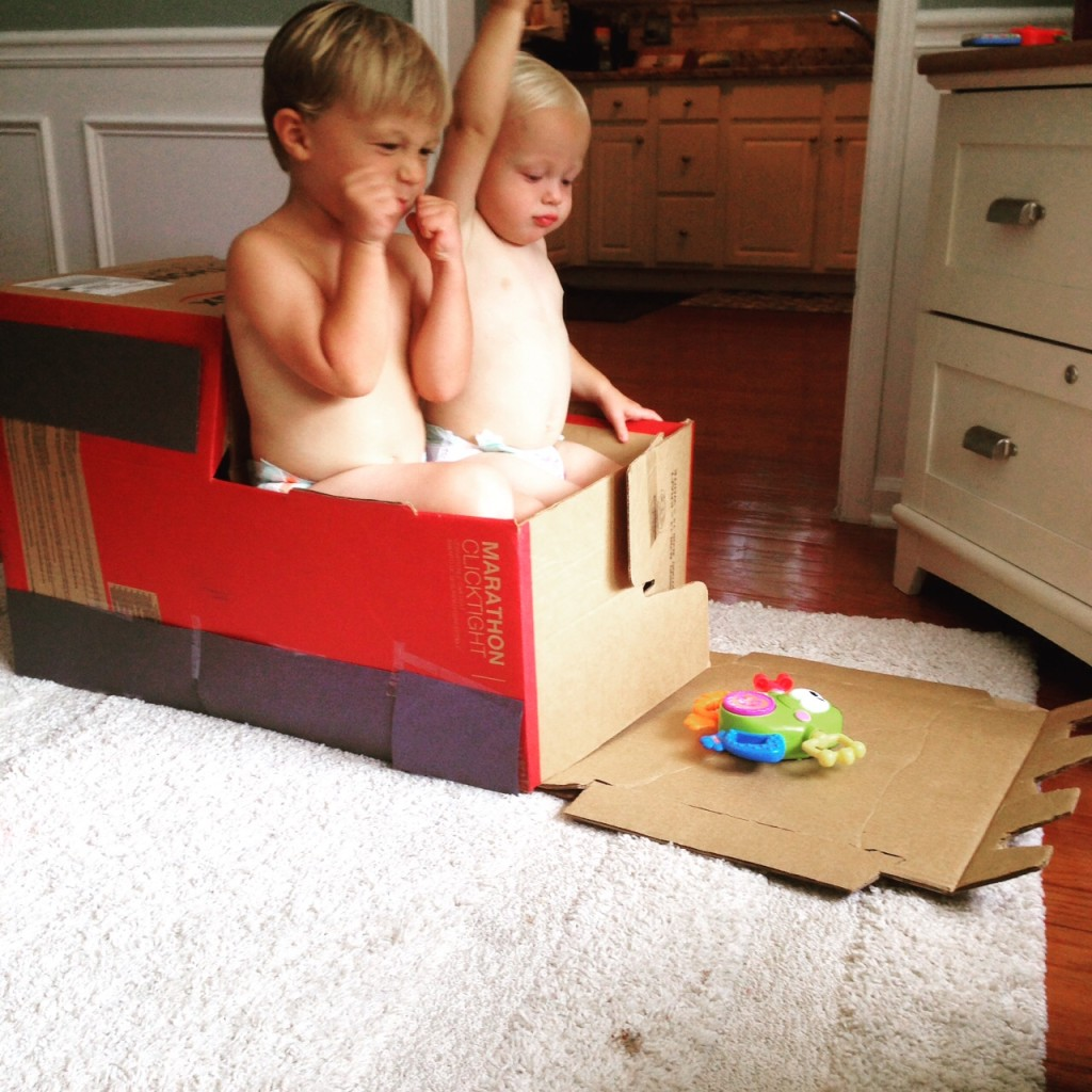 box bulldozer