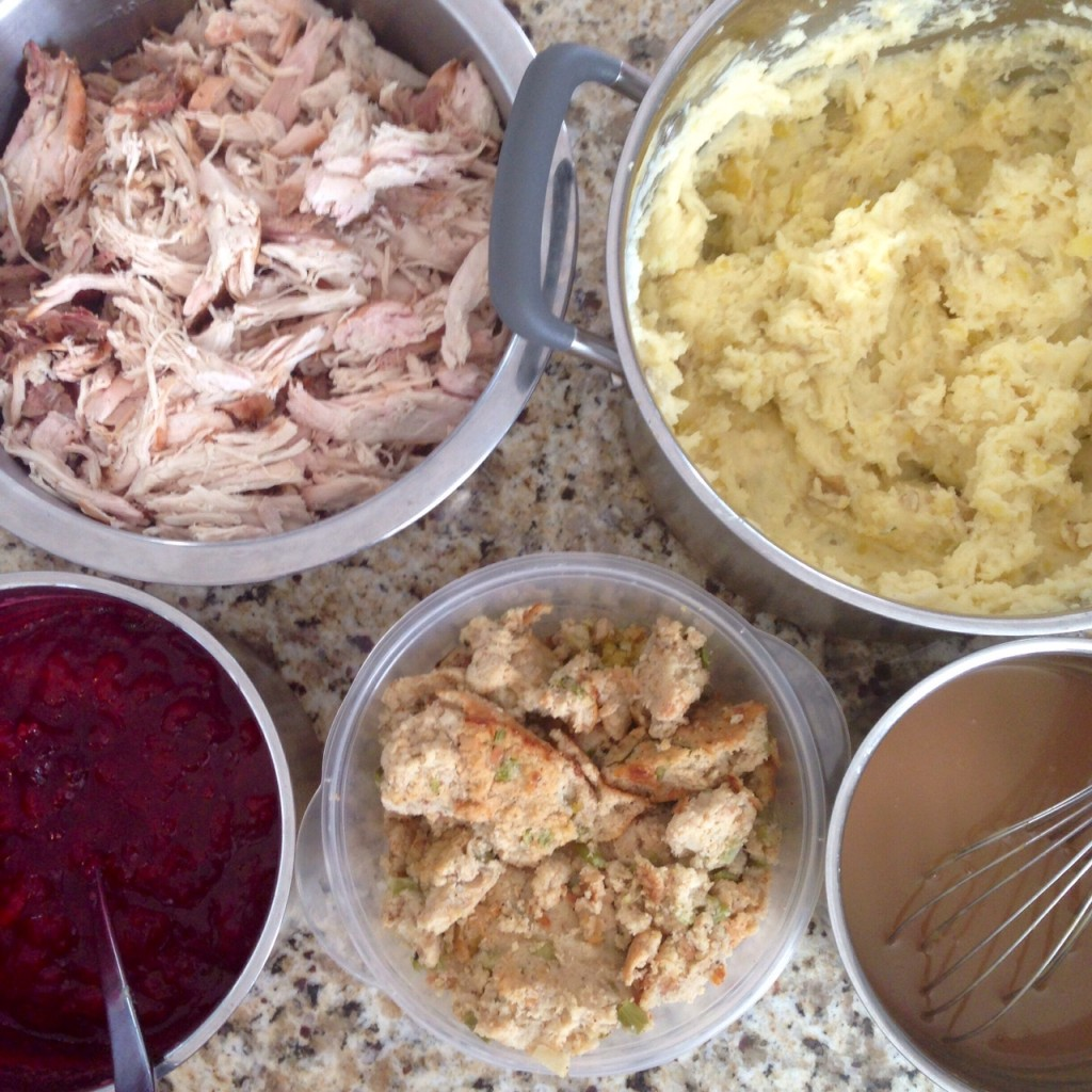 tgiving casserole ingredients