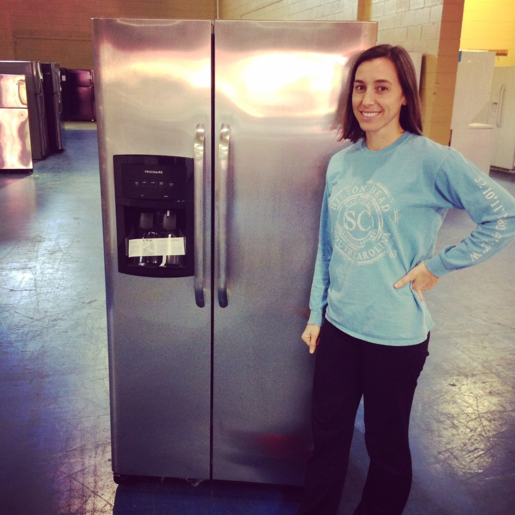 new fridge 2016