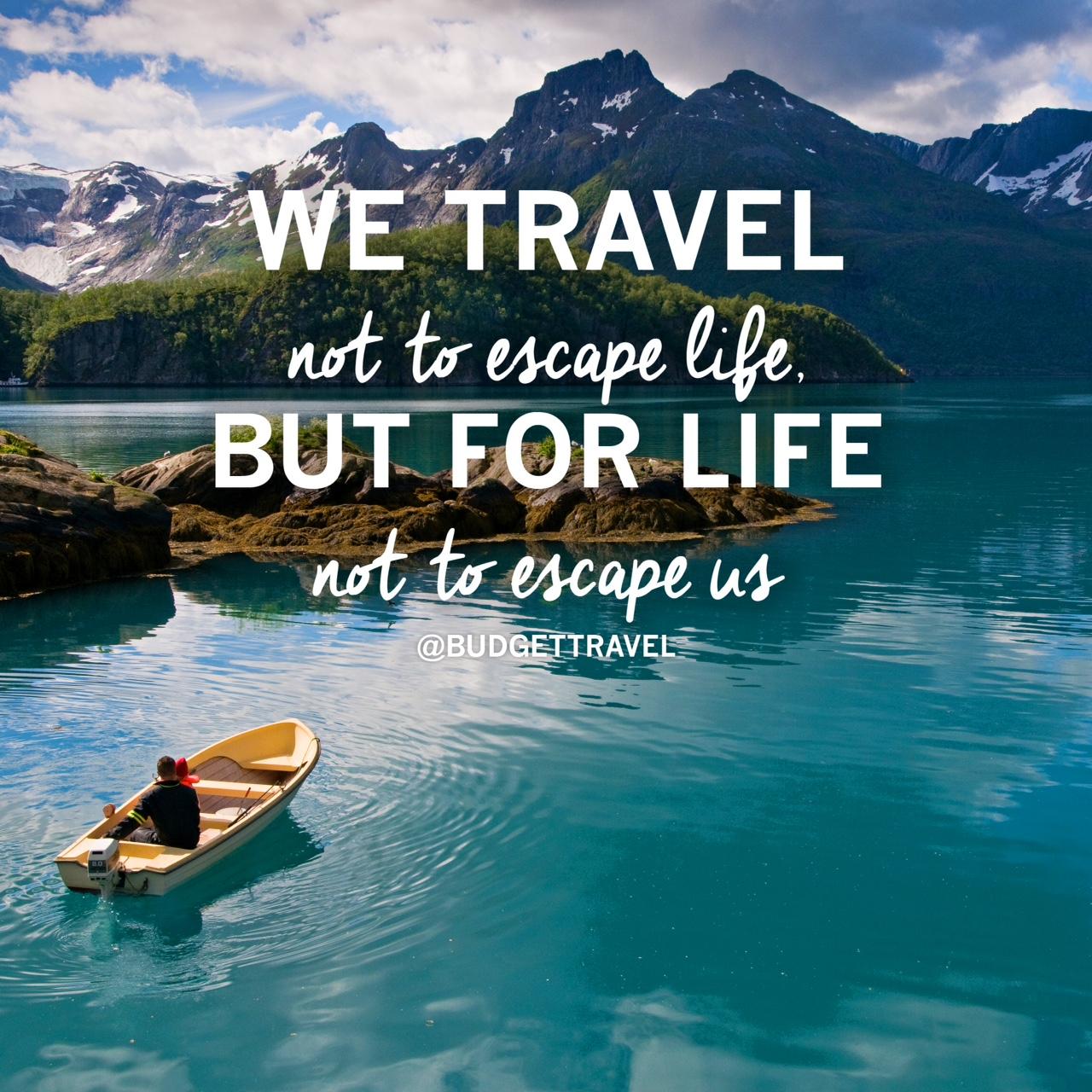 RV travel quote