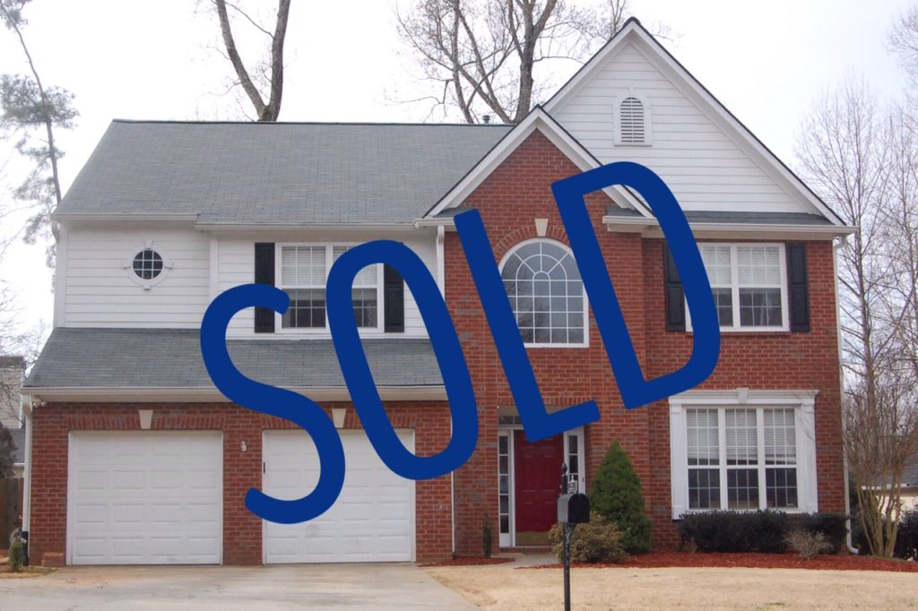 closing day sold