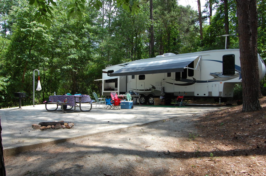 Bolding Mill Fifth Wheel site