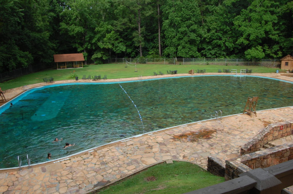 liberty bell pool FDR state park