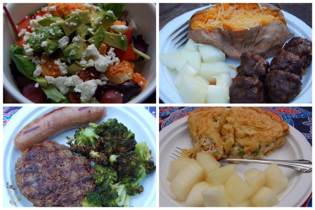 meals FDR