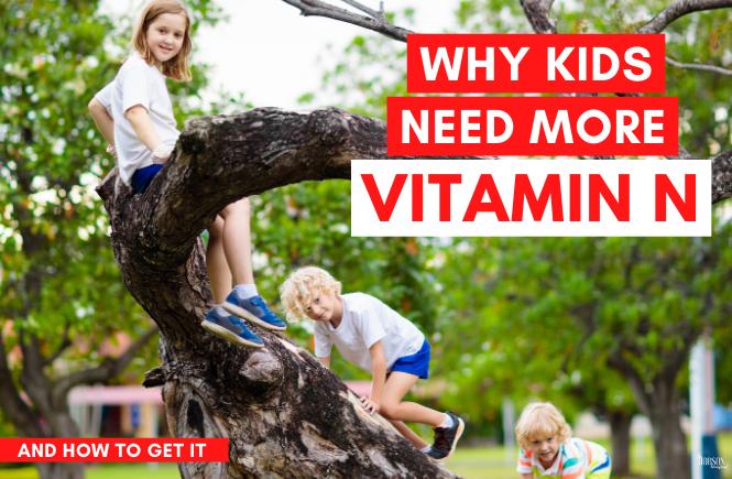 kids vitamin n