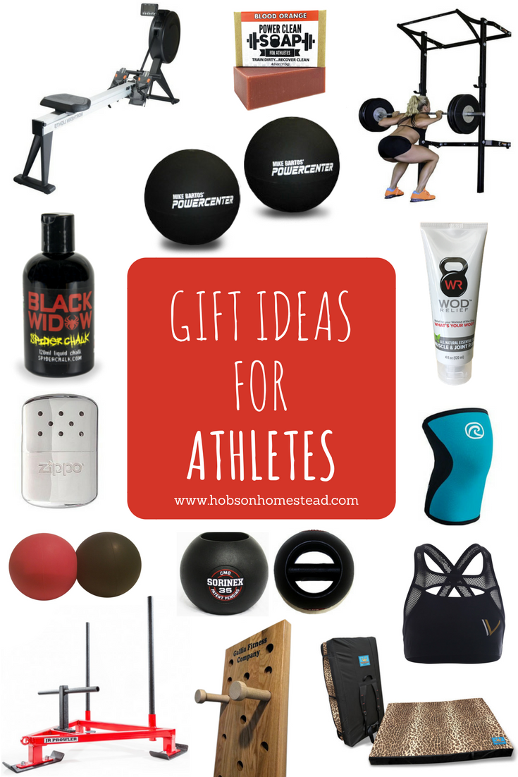 Gift Ideas for Athletes