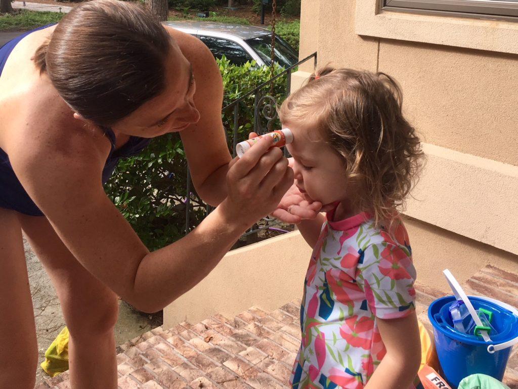 badger sunscreen face stick