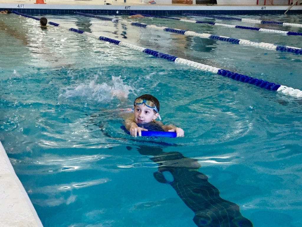 water safety kids