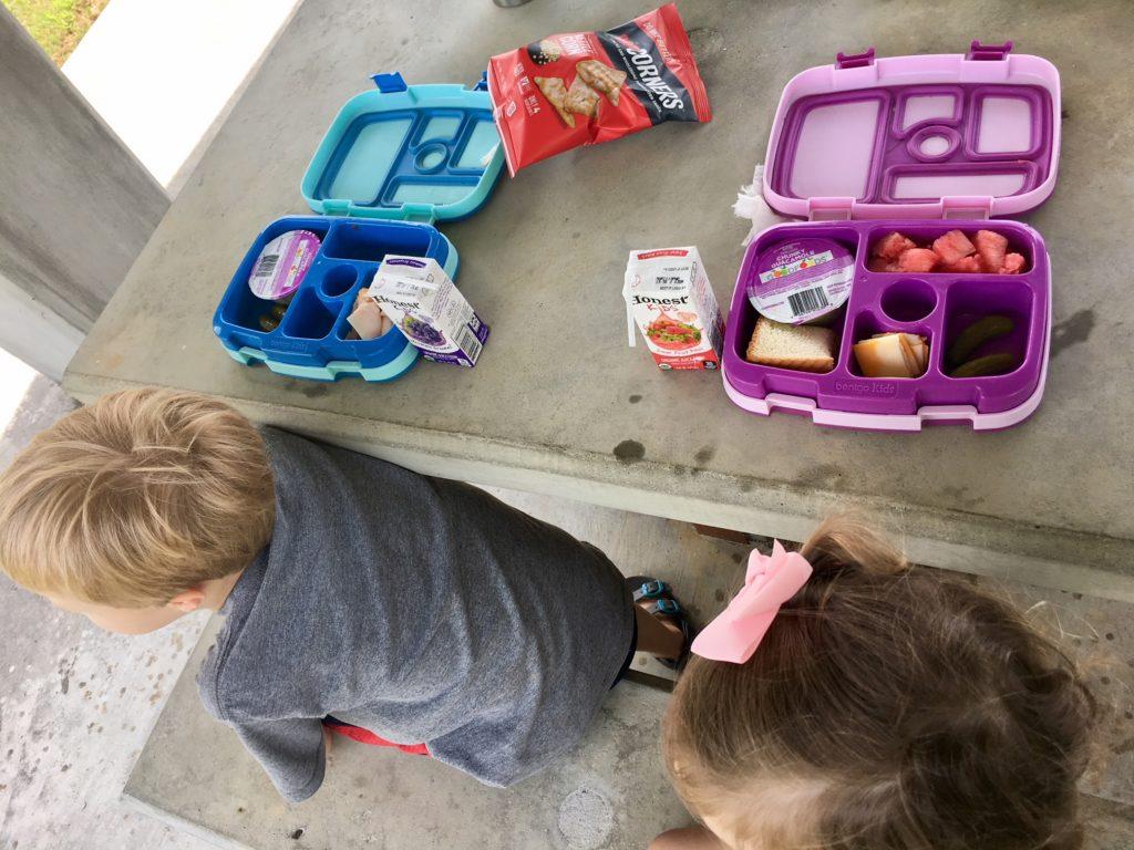 bentgo kids lunchboxes