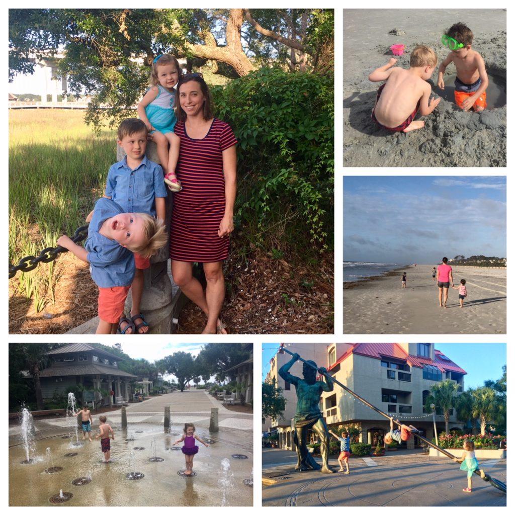 Hilton Head Beach trip 2018