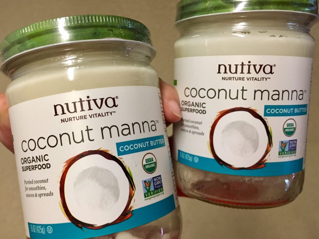 coconut butter friday faves