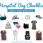 Hospital Bag Checklist: Just the Basics for Mom and Baby