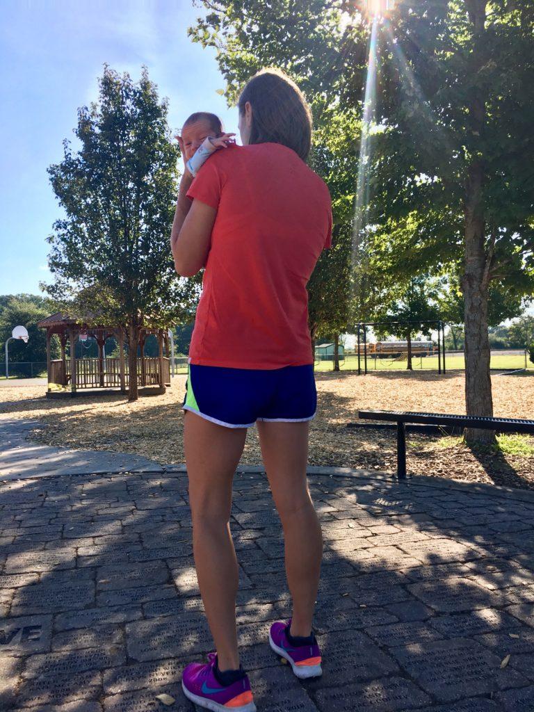 11 days postpartum, new mom postpartum