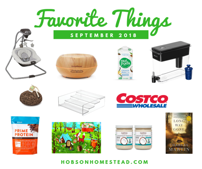 favorite things from september