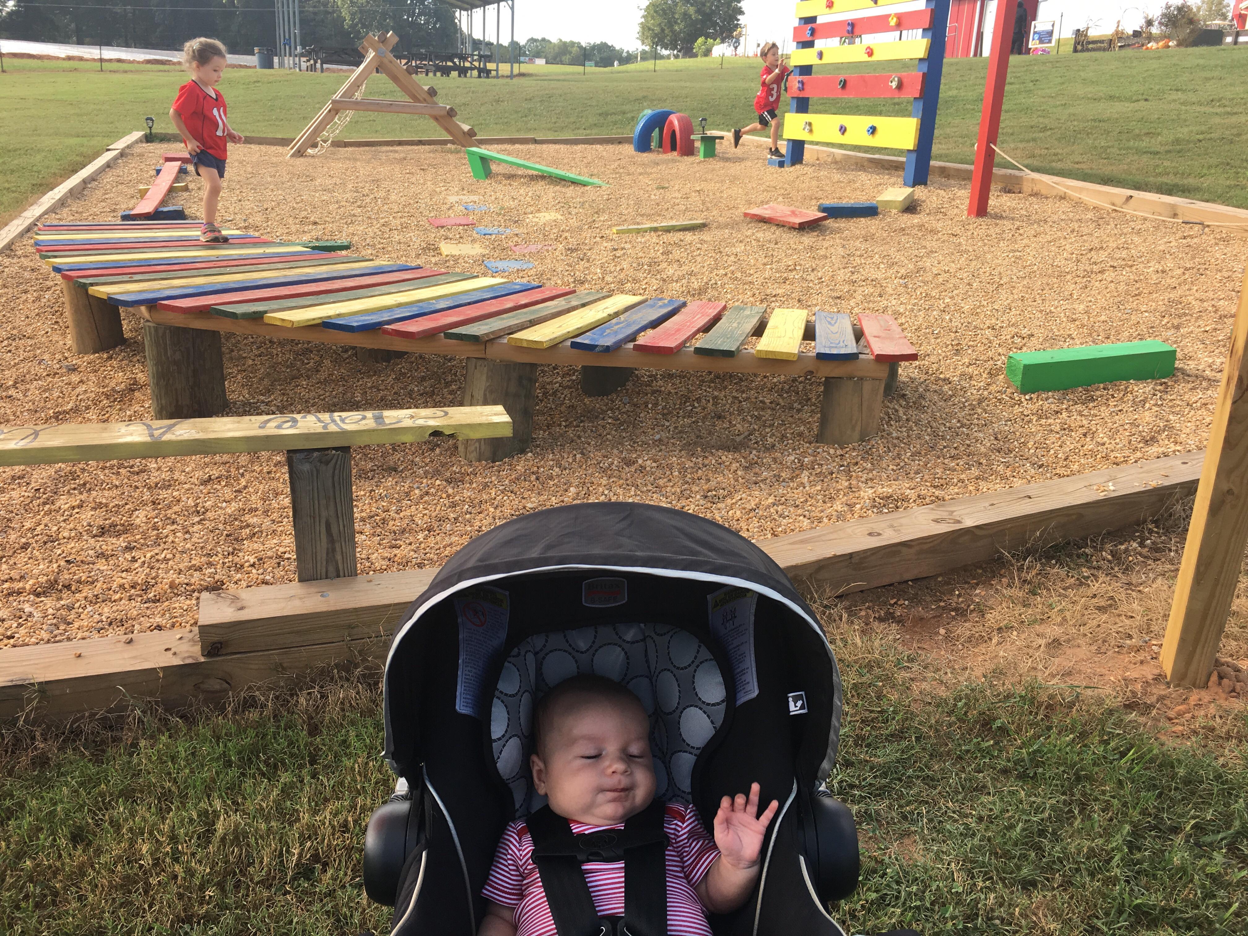 Warbington Farms in the Fall