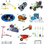 Best Outdoor Gifts for Kids