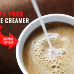 The Best Dairy Free Coffee Creamer Recipe [Nutpods Copycat]