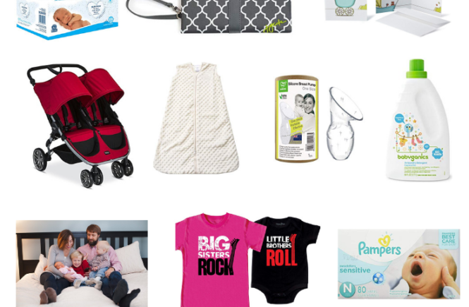 Gifts for Second Babies