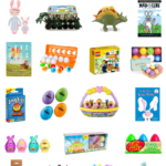 Ideas for Non-Candy Easter Gifts