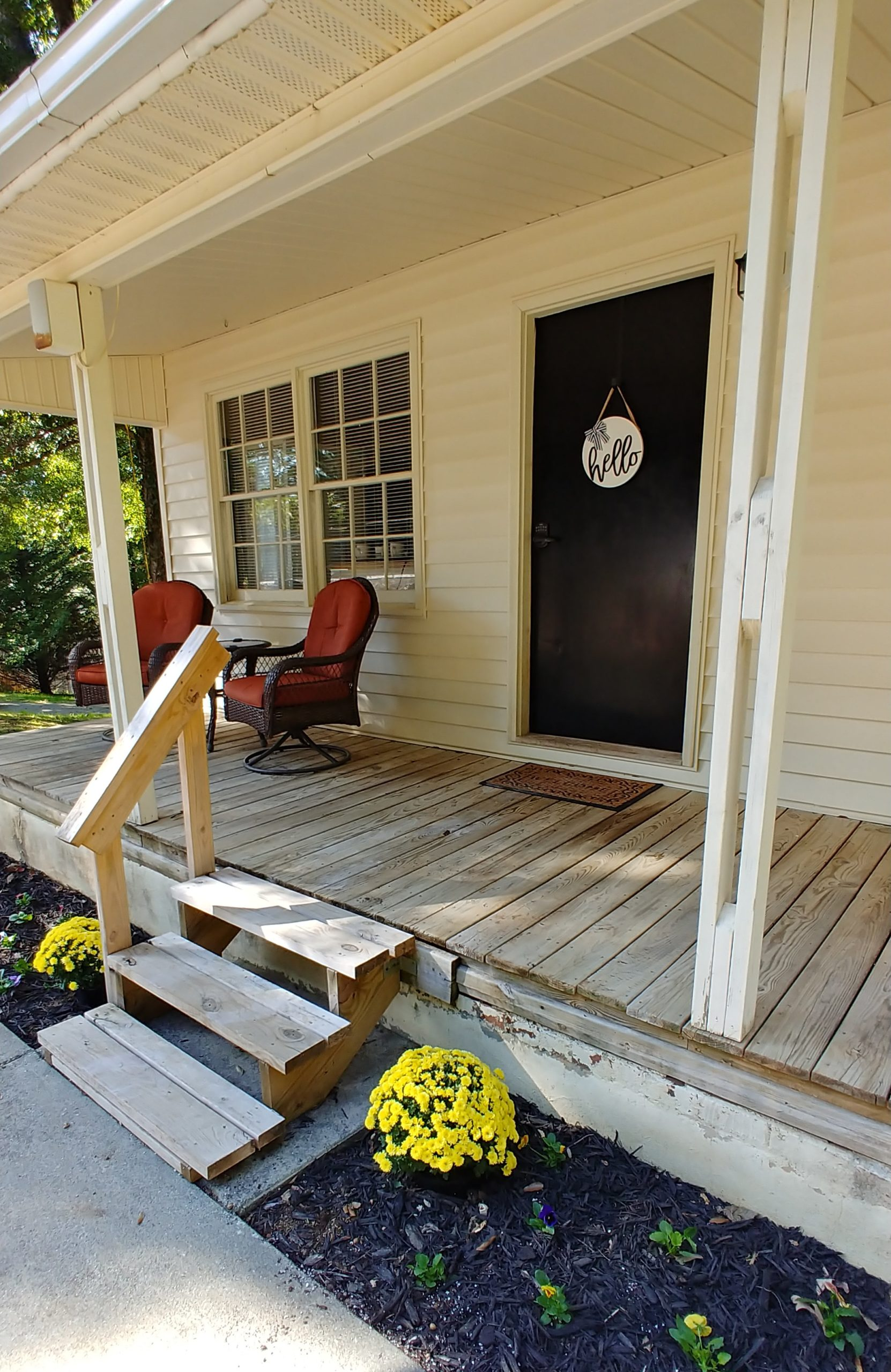 airbnb cleveland cottage, goals for 2021