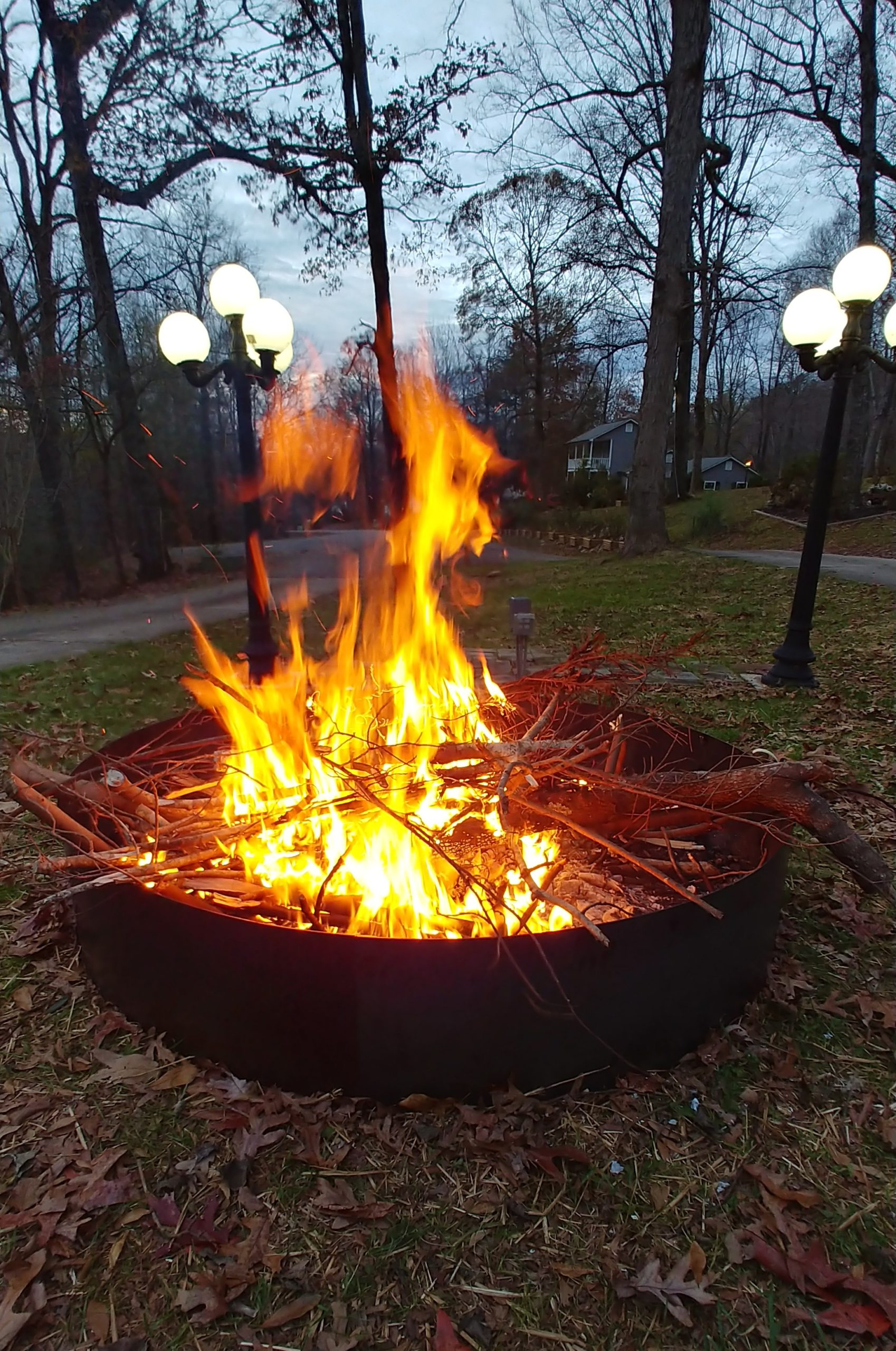 60-inch fire ring