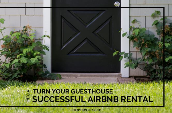 guesthouse airbnb