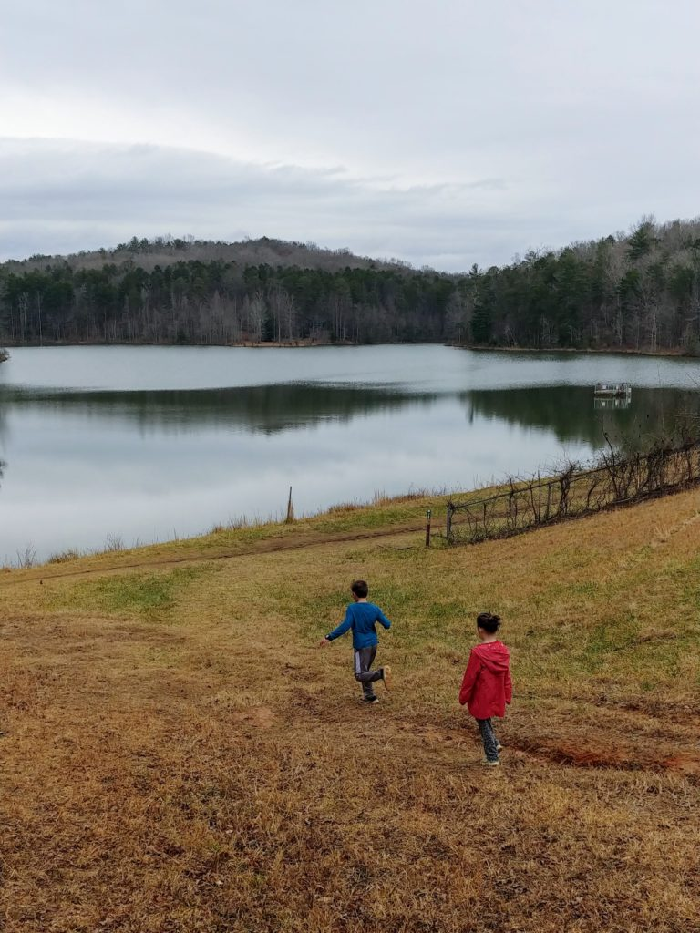 free things to do in Helen. Yonah Preserve trails