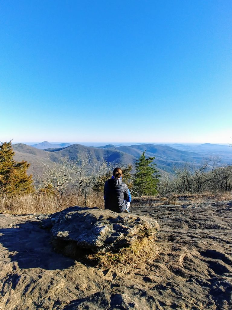 free and cheap things to do in helen. Cow rock mountain