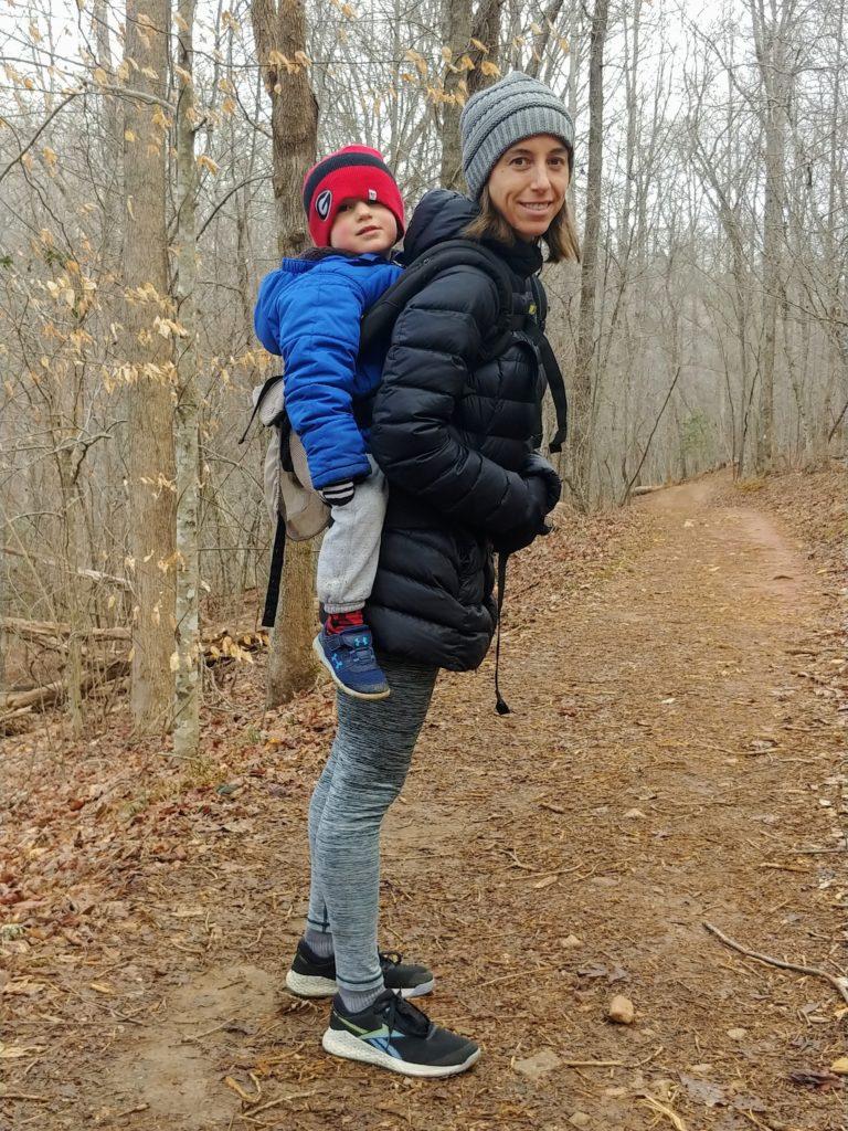 lake zwerner hike