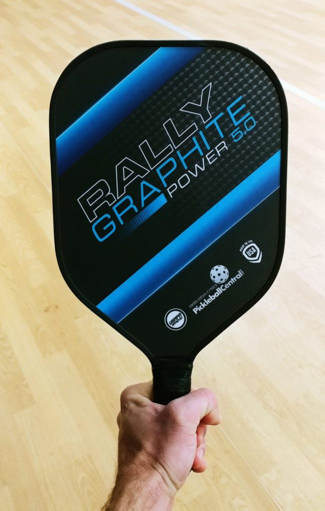 Rally Graphite Power 5.0 Paddle Review