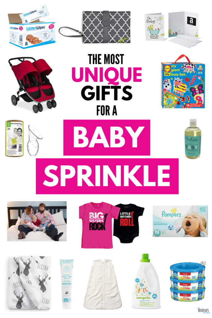 unique gifts for baby sprinkle