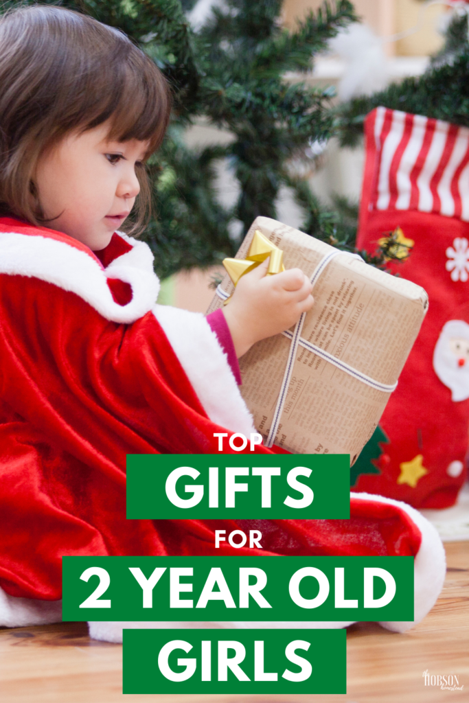 top gifts for two year old girls