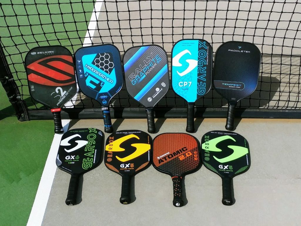 pickleball paddle reviews and paddle core secrets