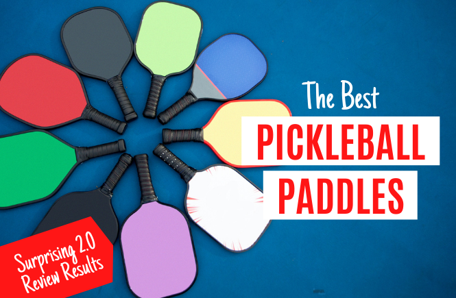The Best Pickleball Paddles–Surprising 2.0 Review Results