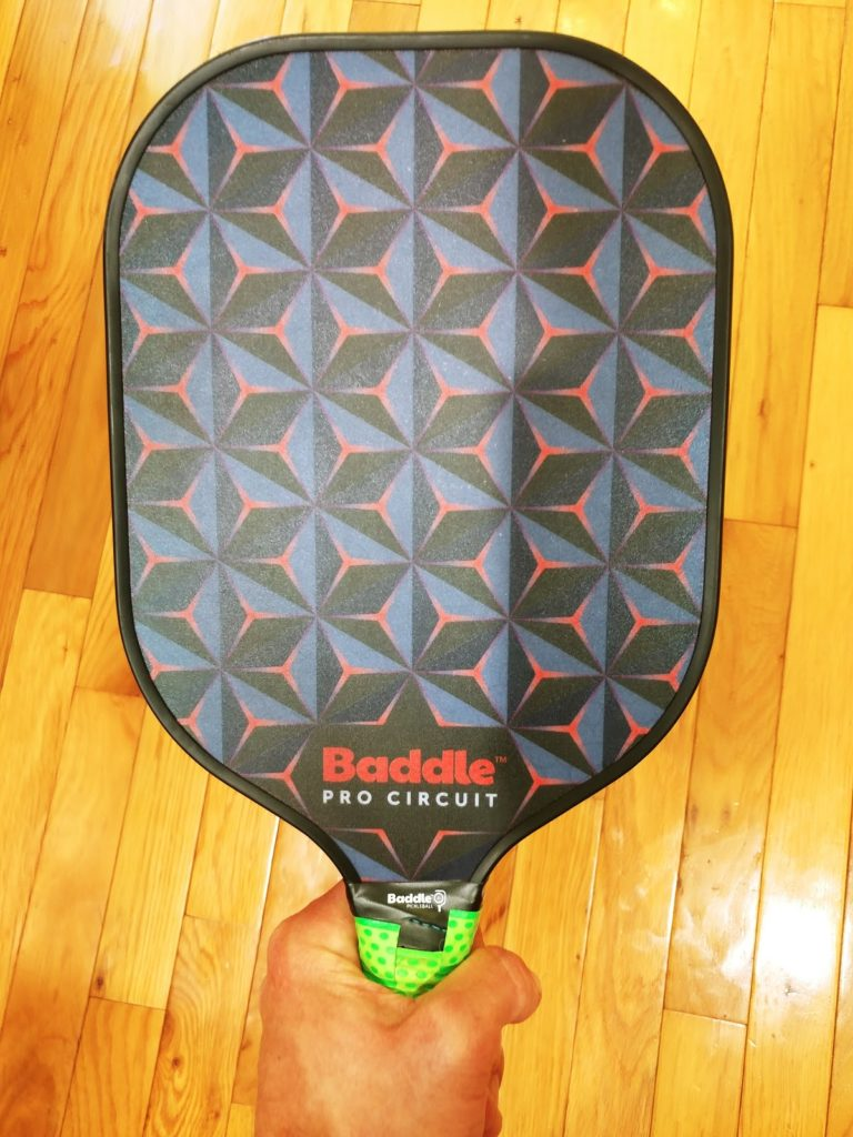 Baddle Pro Circuit, The Best Pickleball Paddles