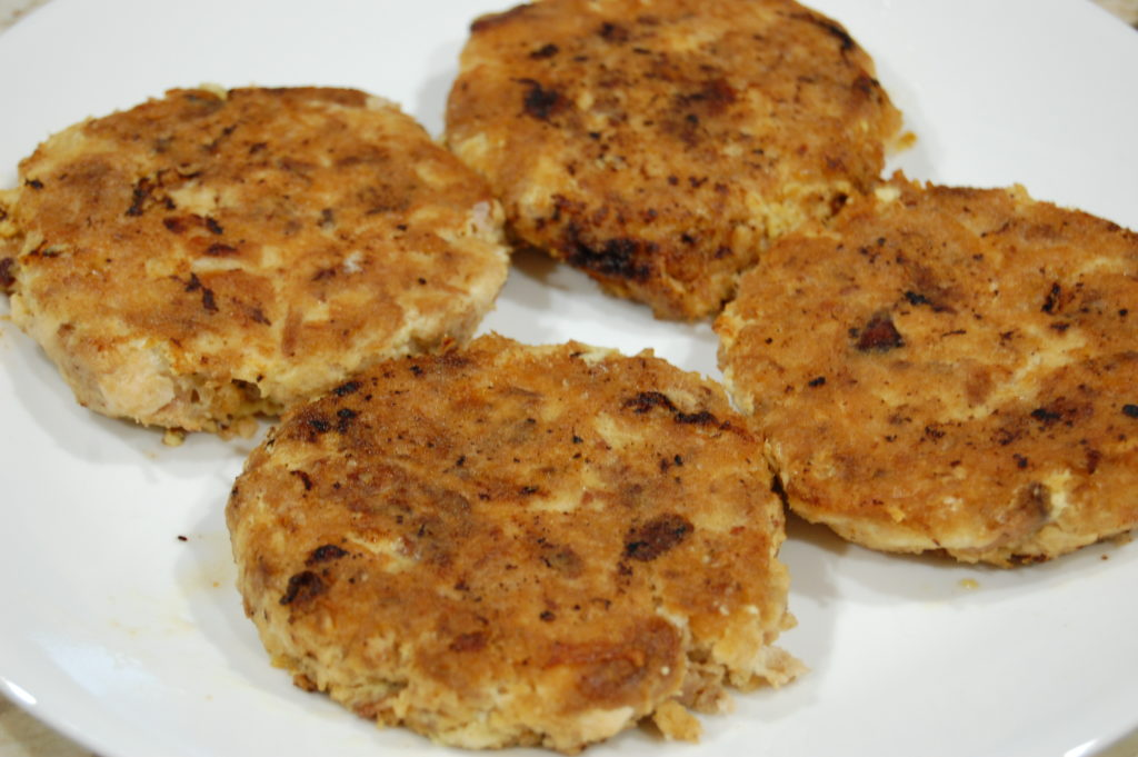 Carnivore Salmon Patties Recipe